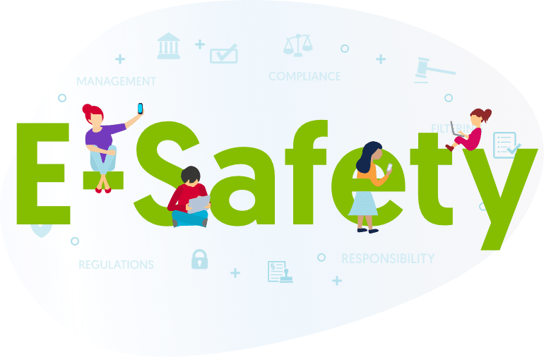 e safety graphic